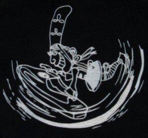 veste-polaire-brodee-breizh_free_rider- logo