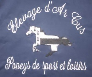 logo-brode-sur-polo-ELEVAGE-AR-CUS_krea-broderie